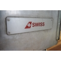 Original Swissair Classic Box alu