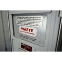 """Original Waste Trolley """"SWISS"""" ungebraucht"""