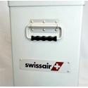 Hot Liquide Behälter Airline Swiss